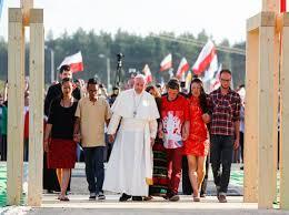 Papa Francesco veglia