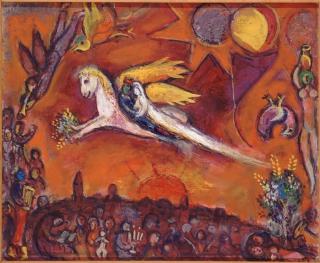 Chagall cantico